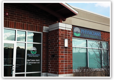 physicians total wellness location in schaumburg illinois
